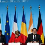 """Minisummit la Paris. Liderii Franței, Germaniei, Italiei și Spaniei au convenit asupra unei politici în domeniul azilului destinate africanilor: Europa are o """"responsabilitate umanitară"""""""