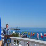 Ziua Marinei. Klaus Iohannis: În arealul Mării Negre ne confruntăm cu provocări de securitate din ce în ce mai complexe. Avem nevoie de o armată înzestrată