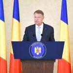 """Dezbaterea """"România la Centenar"""". Klaus Iohannis: Centenarul nu marchează doar momentele de acum 100 de ani, ci este despre întregul parcurs al României moderne și despre proiectele noastre de viitor"""
