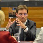Vizita ministrului delegat pentru Afaceri Europene în Cehia: Dorim ca atitudinea constructivă a statelor noastre să genereze rezultate pozitive la nivel european