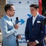 """INTERVIU Cristian Winzer, secretar de stat MAE, la finalul dezbaterii """"Agora-Viitorul Europei"""" de la Piatra Neamț: Europa va avea un viitor cu o singură viteză, iar România va fi un actor important și activ"""