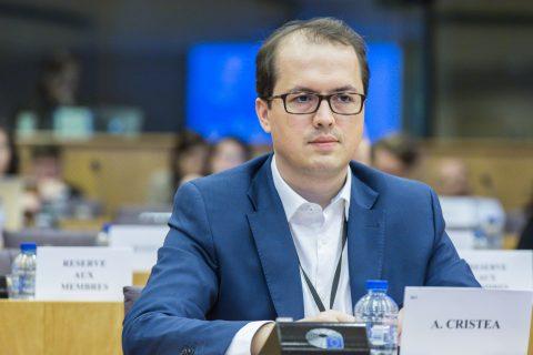 Imagini pentru europarlamentarul român Andi Cristea,photos