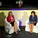 Dialog cu cetățenii despre viitorul UE. Comisarul european Corina Crețu și ministrul Rovana Plumb: Preluarea Președinției UE în 2019, o mare responsabilitate și o șansă unică pentru România
