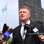Klaus Iohannis la finalul participării sale la Adunarea Generală a ONU: Competiția cu Estonia pentru un loc de membru nepermanent în Consiliul de Securitate trebuie să ne facă mai ambițioși