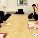 Ministrul de Externe britanic, Boris Johnson, se află luni la București pentru o întrevedere cu șeful diplomației române, Teodor Meleșcanu