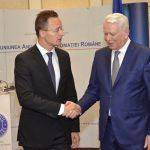 Înțelegere istorică la București: Ministrul maghiar de Externe anunță că Ungaria va cumpăra gaze naturale de la România