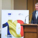 Klaus Iohannis: Aderarea României la zona euro este un demers esențial