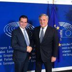 Ludovic Orban, întâlnire cu oficiali europeni la Strasbourg: Mă interesează ca România să beneficieze pe deplin de apartenența la UE