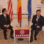 Ambasadorul George Maior s-a adresat membrilor Clubului Harvard de la Washington pe tema parteneriatului strategic româno-american
