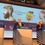 VIDEO. Corina Crețu și Karl-Heinz Lambertz, cu ocazia prezentării celui de-al șaptelea raport privind coeziunea: Politica de coeziune este în ADN-ul Europei