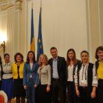 Rovana Plumb, președintele Comisiei pentru Afaceri Europene din Parlament, după întrevederea cu comisarul european Mariya Gabriel: Trebuie să integrăm performanțele digitale ale României în economia viitorului nostru european