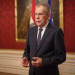 Președintele Austriei, Alexander Van der Bellen: Viitorul guvern trebuie să respecte valorile europene