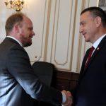 Ministrul Apărării, Mihai Fifor s-a întâlnit cu ambasadorul Canadei în România. Cooperarea în NATO, principalul subiect al discuțiilor