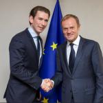 La o zi după ce va fi învestit în funcție, cel mai tânăr lider politic din UE va face o vizită la Bruxelles pentru a tempera îngrijorările legate cooptarea extremei drepte în noul guvern din Austria