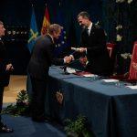 """VIDEO&FOTO Uniunea Europeană, laureată a Premiului Prințesa de Asturias pentru faptul că """"a obținut cea mai lungă perioadă de pace în Europa modernă"""""""