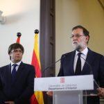 """Spania: Premierul Mariano Rajoy cere guvernului regional din Catalonia să clarifice dacă """"a declarat sau nu independența"""""""