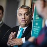 """Premierul Viktor Orban, inspirat de sloganul folosit de Donald Trump: """"Pentru noi, Ungaria este pe primul loc"""""""