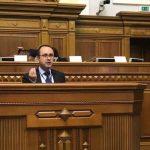 Eurodeputatul Cristian Bușoi (PNL, PPE) atrage atenția asupra legii Educației din Ucraina în plenul Adunării Parlamentare a Parteneriatului Estic