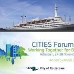 Corespondență de la Rotterdam – Forumul Orașelor: În prezența comisarului Corina Crețu, orașele europene lansează platforma de investiții și dezbat agenda urbană a UE