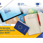 """Cursuri online gratuite organizate de Comitetul European al Regiunilor – """"Cum să obții cât mai mult din resursele UE pentru regiuni și orașe"""""""