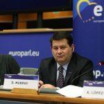 VIDEO INTERVIU Dara Murphy, directorul de campanie al PPE pentru alegerile din 2019 anunță că va aduce candidatul popularilor europeni la funcția de președinte al Comisiei Europene în România