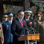 Ministrul Mihai Fifor, mesaj de Ziua Veteranilor: 11 noiembrie 2003 – fatidica zi în care am pierdut primul militar în teatrul de operații în Afganistan