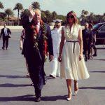 Donald Trump, în vizită în statul Hawaii înaintea turneului de 11 zile din Asia