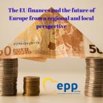 """LIVE. Dezbaterea """"Finanțele UE și viitorul Europei dintr-o perspectivă regională și locală"""" organizată de Grupul PPE din cadrul Comitetului European al Regiunilor"""
