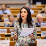 Eurodeputatul Claudia Țapardel (PSD, S&D): România va avea în persoana Vioricăi Dăncilă primul său prim-ministru femeie
