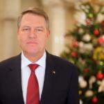 VIDEO. Președintele României Klaus Iohannis, mesaj de Crăciun: Cel mai frumos dar pe care îl putem face în această perioadă este să ne arătăm aprecierea faţă de cei din jur