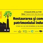 Restaurarea și conversia patrimoniului industrial, 23 ianuarie