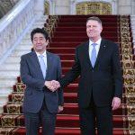 LIVE VIDEO & TEXT. Premierul japonez, întrevedere cu Klaus Iohannis. Shinzo Abe, despre ridicarea vizelor pentru românii care vor să călătorească în Japonia: Sper că din ce în ce mai mulți români vor veni să ne viziteze