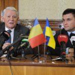România și Ucraina vor negocia un protocol privind dreptul comunității românești de a învăța în limba maternă