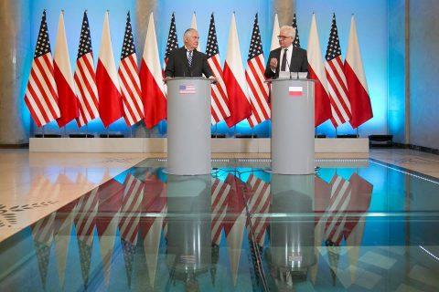 Din Varșovia, Rex Tillerson anunță că SUA se opun construirii gazoductului Nord Stream 2: Oferă Rusiei posibilitatea de a transforma energia în instrument de presiune politică