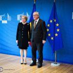 Corespondență. Premierul Viorica Dăncilă despre MCV în cadrul întrevederii cu Jean-Claude Juncker: Nu este normal ca România să preia președinția Consiliului UE cu o sancțiune