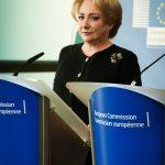 GALERIE FOTO Prima vizită a premierului Dăncilă la Bruxelles în această calitate