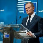 """Președintele Consiliului European, Donald Tusk, propune înființarea unor """"platforme regionale de debarcare"""" în afara granițelor UE pentru rezolvarea crizei migrației"""