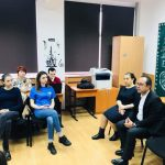 Europarlamentarul Cristian Bușoi (PNL, PPE) a discutat cu elevii unui prestigios liceu din Călărași despre Uniunea Europeană