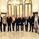 Eurodeputatul Ramona Mănescu participă la o misiune PPE în Liban. Situația regională și alegerile parlamentare, pe agenda discuțiilor cu oficialii din Beirut