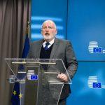 VIDEO&TEXT Care au fost rezultatele vizitei prim-vicepreședintelui Comisiei Europene, Frans Timmermans, la București
