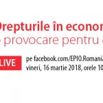 """Biroul de Informare al Parlamentului European în România și Centrul European al Consumatorilor organizează dezbaterea """"Drepturile în economia digitală. O provocare pentru consumatori"""" (LIVE VIDEO, 16 martie, ora 10:30)"""