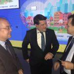 Președintele PNL, Ludovic Orban, discuție la Sofia cu șeful de campanie al PPE, Dara Murphy, în perspectiva alegerilor europene din 2019