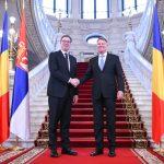 """Președintele Serbiei cere sprijinul personal al lui Klaus Iohannis pentru chestiunea Kosovo și """"calea europeană a Serbiei"""": Aveți o bună reputație în țările europene și în Statele Unite"""