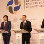 Republica Moldova, Georgia și Ucraina au semnat un angajament de securitate și apărare îndreptat împotriva amenințărilor și agresivității Rusiei