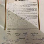 Craiova și Iași se alătură municipiilor din România care au semnat declarații de unire cu Republica Moldova