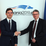 """Ministrul Victor Negrescu, întrevedere cu secretarul general al Consiliului Uniunii Europene: """"Este esențial să întărim consensul la nivel european prin depășirea liniilor de divizare"""""""