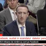 """Audiere istorică în Senatul SUA: Mark Zuckerberg a promis că Facebook va fi folosit """"în slujba binelui"""" după scandalul Cambridge Analytica în care și 100.000 de români au fost afectați"""