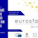 Viitorul Uniunii Europene și al României în UE, dezbătut cu decidenții politici la Eurosfat 2018 (LIVE pe CaleaEuropeana.ro, 8 iunie, ora 9:00)
