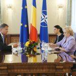 Klaus Iohannis, după consultări cu Viorica Dăncilă: Tensiunile interne pe teme de politică externă să înceteze imediat, pentru ca România să rămână un actor credibil în relația cu SUA, UE și NATO