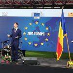 """Ministrul delegat al Afacerilor Europene, Victor Negrescu, mesaj din orașul Marii Uniri: """"Alba Iulia este orașul ideal pentru a vorbi de viziunea europeană a României"""""""
